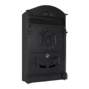 Rottner Briefkasten Ashford schwarz
