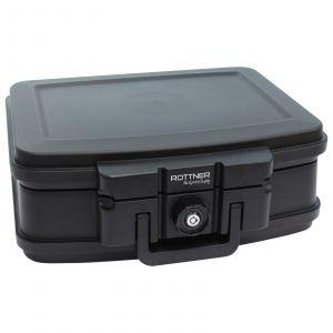Rottner Feuerschutzkassette FIRE DATA BOX 2 schwarz