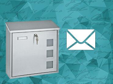 Poštovní schránky